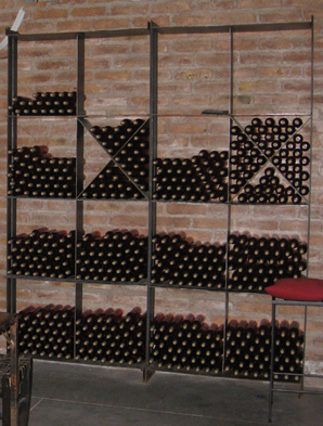 free standing metal wine racks each rack cost each