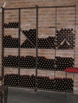 Bottle Free Standing Wine Racks